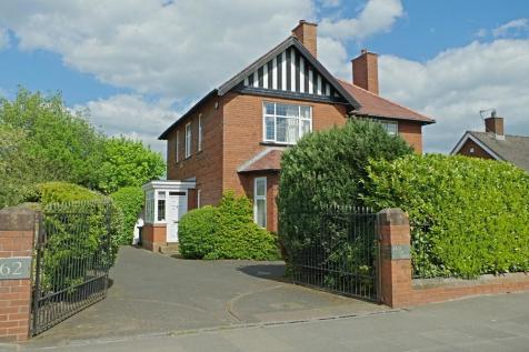 Victoria Place, Carlisle. 3 bedroom detached house for sale