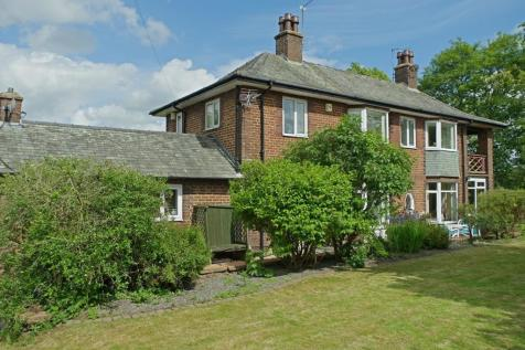 Garlands Road, Carlisle. 4 bedroom detached house for sale