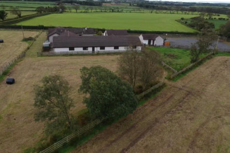 Whitesprings, Annan. 4 bedroom detached bungalow for sale