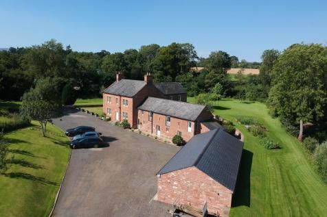 Highbridge, Dalston, Carlisle. 5 bedroom detached house for sale