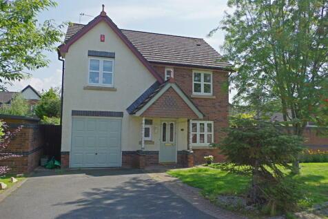 Pennine View, Carlisle. 4 bedroom detached house