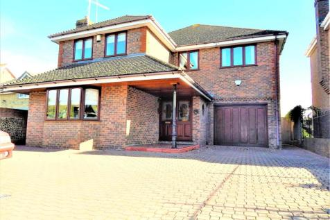Maidstone Road, Rochester. 6 bedroom detached house for sale