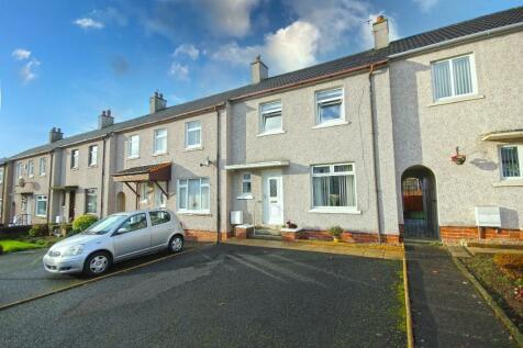 Samson Avenue, Kilmarnock, Ayrshire, KA1. 2 bedroom terraced house for sale