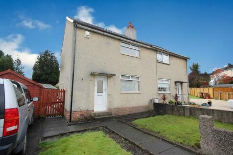 Kinloch Road, Kilmarnock, Ayrshire, KA1. 2 bedroom semi-detached house for sale