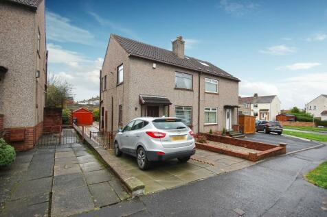 Merrick Road, Kilmarnock, Ayrshire, KA1. 3 bedroom semi-detached house for sale