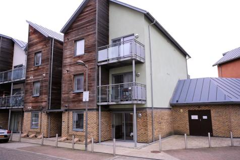 Marine House, Quayside Drive, Colchester, CO2. 1 bedroom apartment