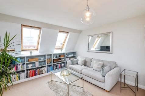 Newhall Hill, Birmingham. 2 bedroom penthouse
