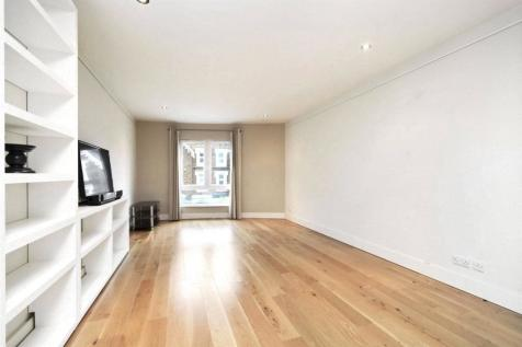 Hereford Road, Notting Hill, W2. 1 bedroom flat