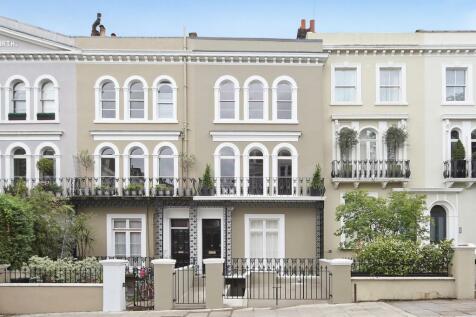 Kensington Park Road, London, W11. 4 bedroom house