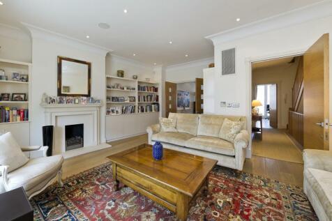Pembridge Villas, London, W11. 4 bedroom house