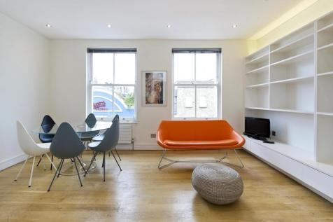 Portobello Road, London, W11. 1 bedroom flat