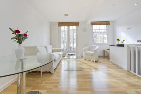 Royal Crescent Mews, London, W11. 2 bedroom house