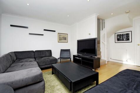 Shrewsbury Mews, London, W2. 2 bedroom house