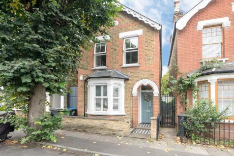 Caversham Road, Kingston upon Thames KT1. 3 bedroom detached house for sale