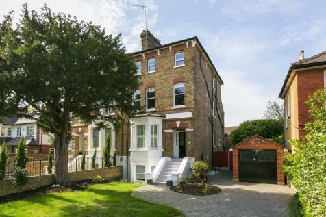 St Peter's Road, St Margarets. 5 bedroom semi-detached house for sale