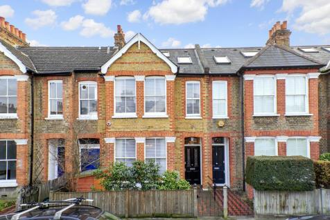 Selwyn Avenue, Richmond. 4 bedroom terraced house for sale