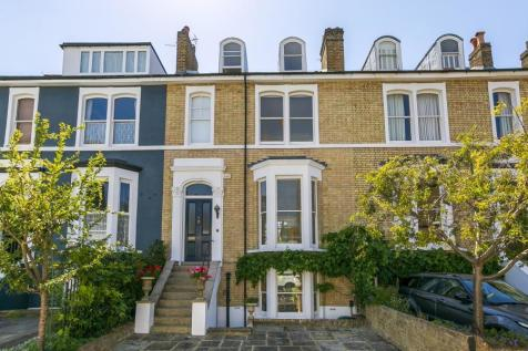 Onslow Road, Richmond. 5 bedroom terraced house
