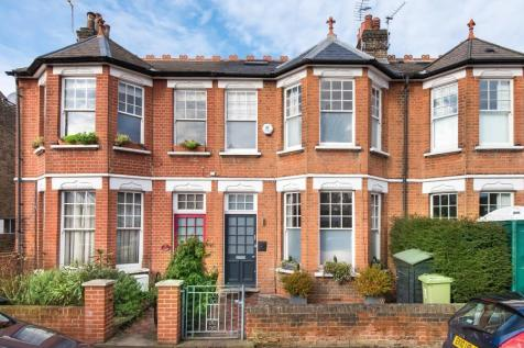 Cambridge Road, Kew. 4 bedroom terraced house for sale
