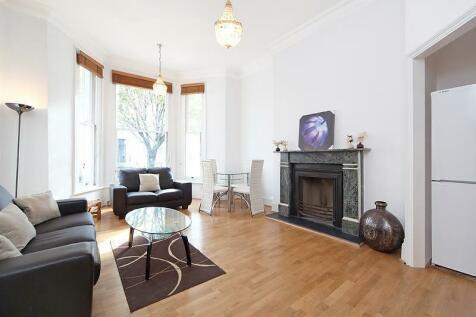 Lexham Gardens, London, W8. 2 bedroom flat