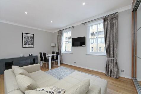 Pembroke Road, London, W8. 1 bedroom flat