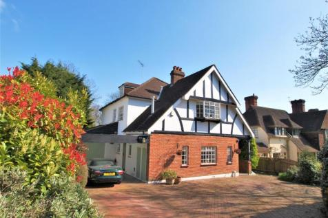 Downs Hill, Beckenham, BR3. 5 bedroom detached house for sale