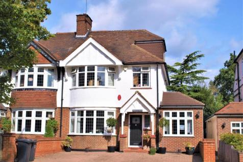 Rochester Avenue, Bromley, BR1. 4 bedroom semi-detached house