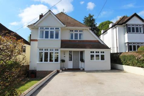 Upper Highfield, Sidmouth, EX10. 3 bedroom detached house