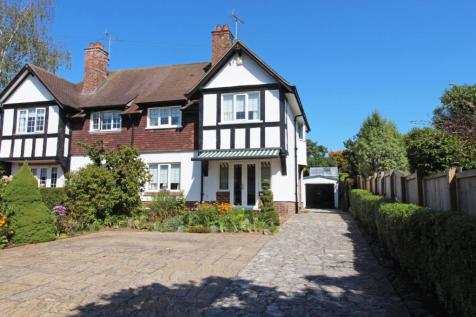 Woolbrook Road, Sidmouth, EX10. 3 bedroom semi-detached house