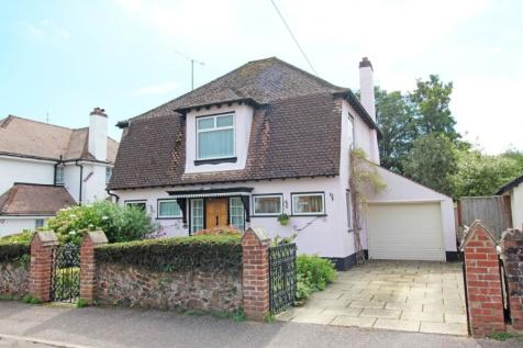 Livonia Road, Sidmouth, EX10. 3 bedroom detached house