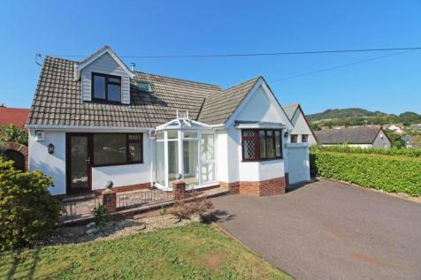 Ice House Lane, Sidmouth, EX10. 3 bedroom detached bungalow