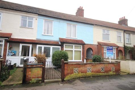 Britannia Road, Norwich, NR1. 4 bedroom terraced house for sale