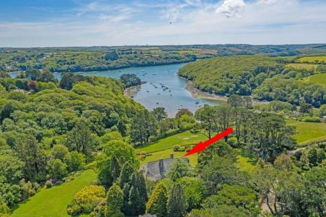 Budock Vean, Helford River, South Cornwall. 5 bedroom country house