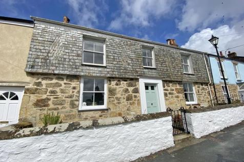 Rosewin Row, Truro, Cornwall. 4 bedroom terraced house