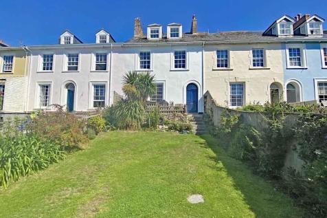 The Parade, Truro, Cornwall. 5 bedroom town house