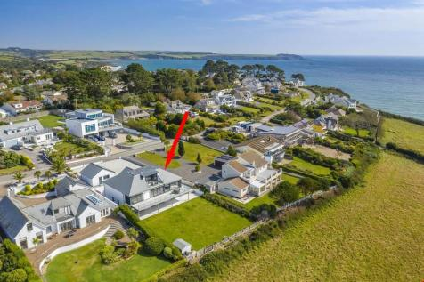 Sea Road, Carlyon Bay, Cornwall. 5 bedroom detached house for sale