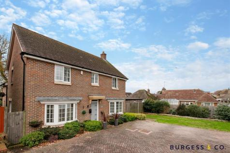 Woodlands, Bexhill-On-Sea. 4 bedroom detached house for sale
