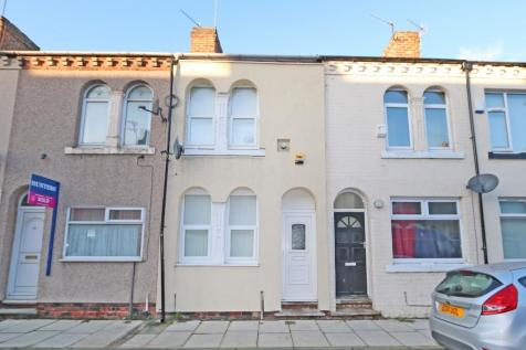 Portman Street, Middlesbrough,TS1 4DQ. 2 bedroom terraced house for sale
