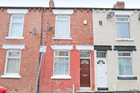 Roscoe Street, Middlesbrough, TS1 3HN. 2 bedroom terraced house for sale