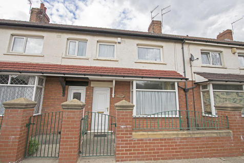 Ayresome Street, Middlesbrough, TS1. 2 bedroom terraced house for sale