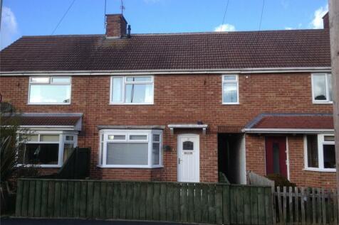 Oak Road, Eaglescliffe. 2 bedroom terraced house