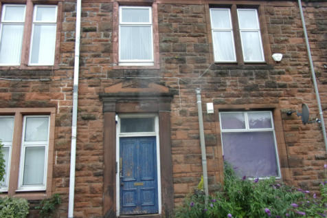 Old Mill Road, Kilmarnock, Ayrshire, KA1. 2 bedroom flat