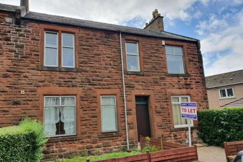 Stevenson Street, Kilmarnock, Ayrshire, KA1. 2 bedroom ground floor flat