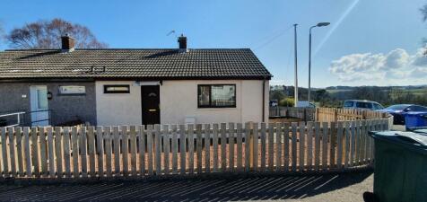Craig View, Ayr, Ayrshire, KA6. 1 bedroom semi-detached bungalow