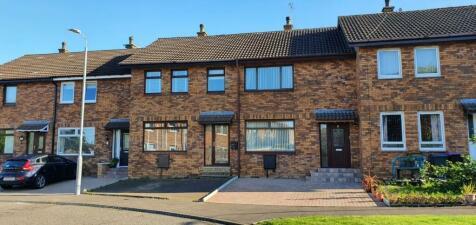 Gavin Hamilton Court, Ayr, Ayrshire, KA7. 3 bedroom terraced house