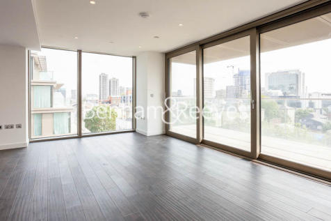 Royal Mint Gardens, Tower Hill, E1. 1 bedroom apartment