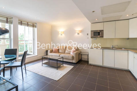 Coleridge Gardens, London, SW10. 1 bedroom apartment