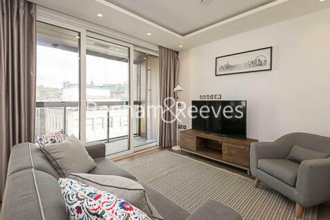 Great Peter Street, Westminster, SW1P. 2 bedroom apartment
