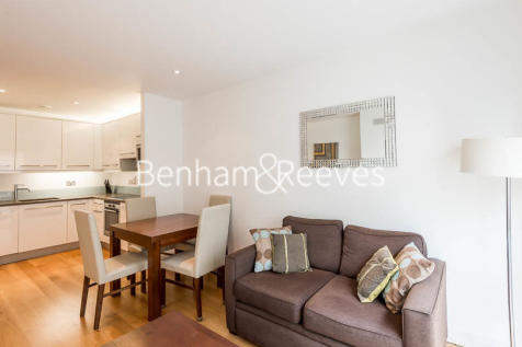 Gillingham Street, Victoria, SW1. 1 bedroom apartment
