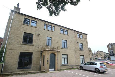Trinity Royd, 2 Balmoral Place, Halifax, West Yorkshire, HX1. 1 bedroom apartment