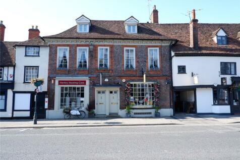 Hart Street, Henley On Thames, Oxon, RG9. 4 bedroom terraced house for sale